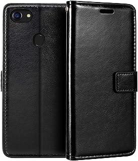 جراب محفظة Oppo F5، جراب قلاب مغناطيسي من الجلد الصناعي الممتاز مع حامل بطاقة ومسند لهاتف Oppo F5 للشباب