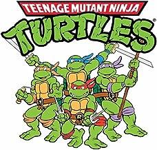 Teenage Mutant Ninja Turtles Cartoon Closing Credits (1987)