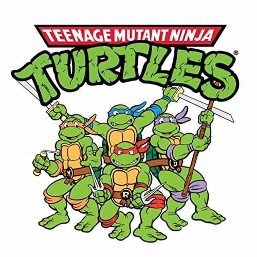 Lets Kick Shell! de Teenage Mutant Ninja Turtles en Amazon ...