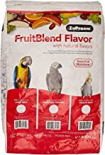 product image for Zupreem 230335 Fruitblend Large Parrot Food, 17.5-Pound