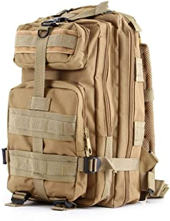 Camouflage Bag Shoulder Backpack Army Fans Pack-BK52