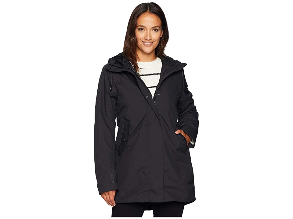 Helly Hansen Ardmore Parka (Black) Girl