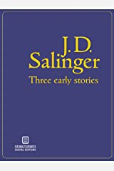 Three Early Stories (Illustrated) Kindle Edition
