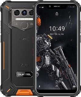 "Rugged Smartphone OUKITEL WP9,6GB+128GB Sim-Free & Unlocked Mobile Phones Helio P60,8000mAh 5.86""Corning Gorilla Glass IP6..."