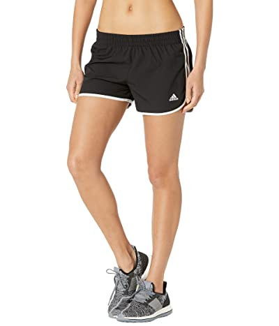 adidas M20 Shorts (Black/White) Women