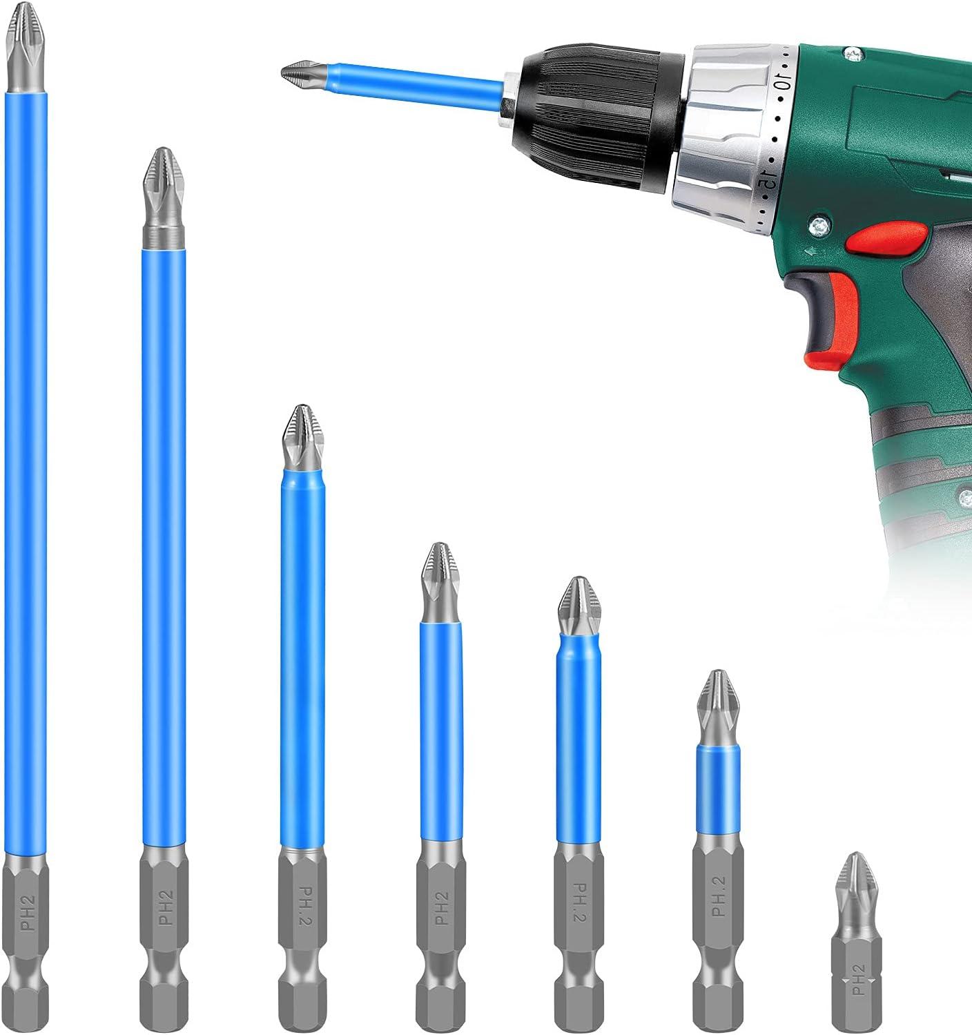 Magnetic Special Campaign Anti-Slip Drill Bit 7PCS Se PH2 Phillips Ranking TOP15 Bits