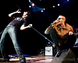 Layne Staley and Chris Cornell Live On Stage 11x14 Photo