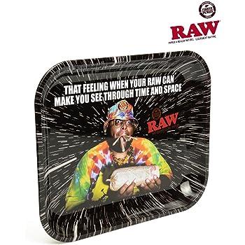 Roll-Unterlage aus Metall 3 Trays RAW Donut Tray LARGE