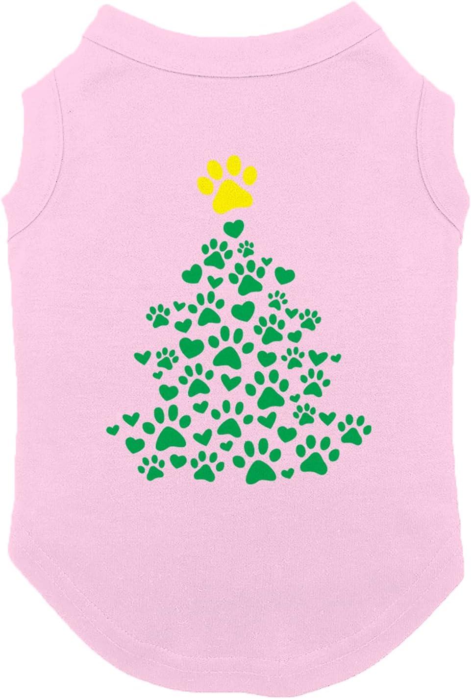 Sale item Paw Print Christmas Tree - New Shipping Free Adorable Shirt Dog Love Xmas Pin Pet