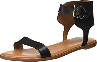 Cole Haan Women's Anica Cuff Sandal Leather Outdoor