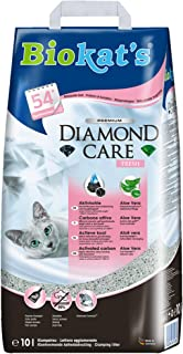Biokat's Diamond Care Fresh, arena para gatos con fragancia