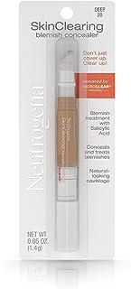 Neutrogena Skinclearing Blemish Concealer, Deep 20.05 oz
