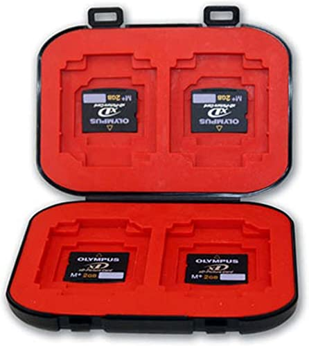 high quality UFP Plus Memory outlet sale online Card Case Holder Four Position MSProDuo MicroSD sale