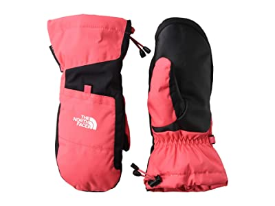 The North Face Kids Montana Futurelight Mitt (Big Kids) (Paradise Pink) Extreme Cold Weather Gloves
