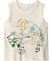 Burberry Kids - Picnic Vest ABSFN Top (Little Kids/Big Kids)