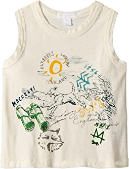 Picnic Vest ABSFN Top (Little Kids/Big Kids)