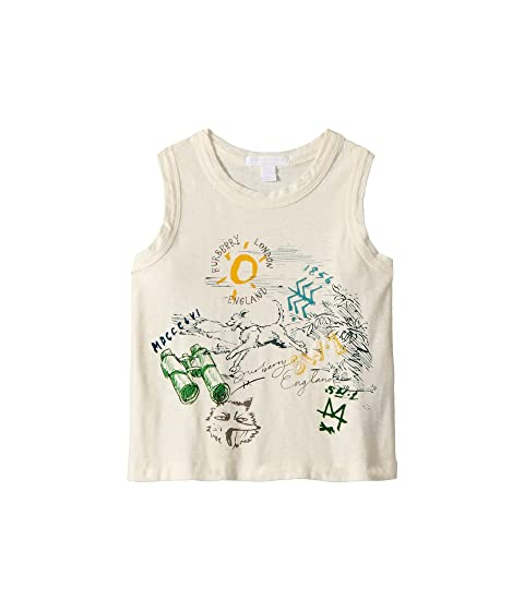 Burberry Kids Picnic Vest ABSFN Top (Little Kids/Big Kids)
