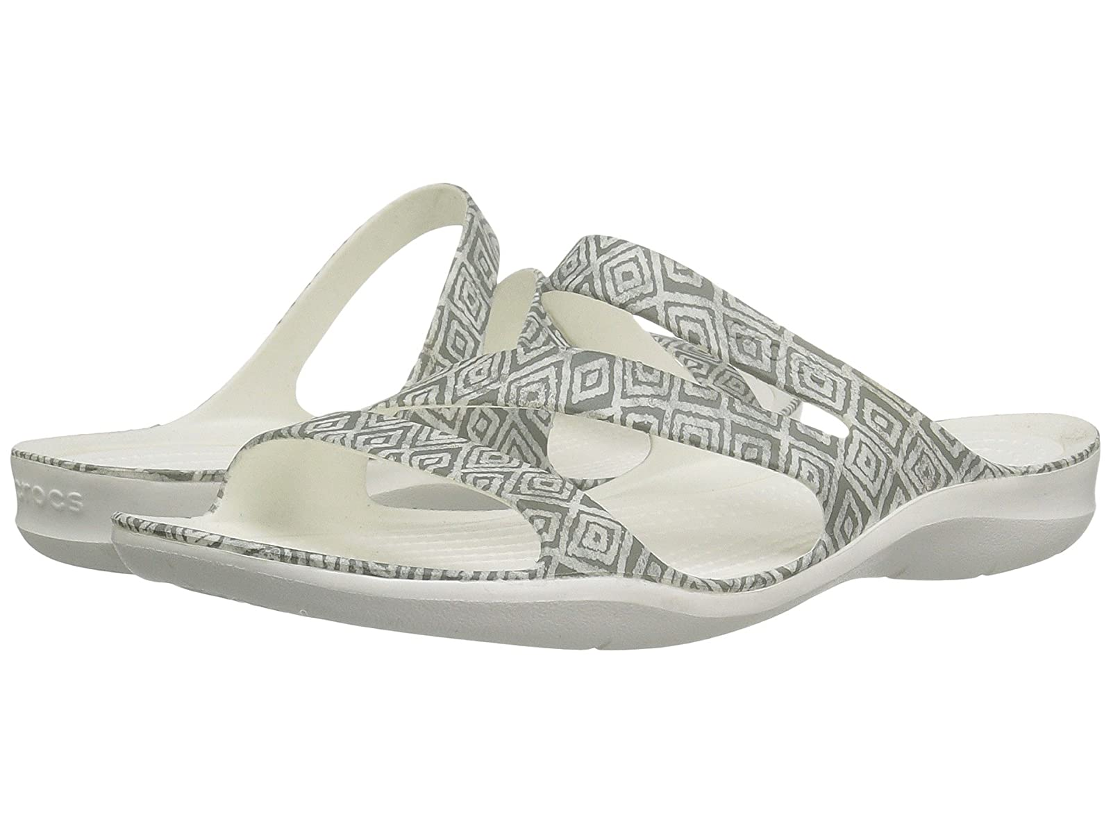 Crocs Swiftwater Graphic SandalComfortable and distinctive shoes