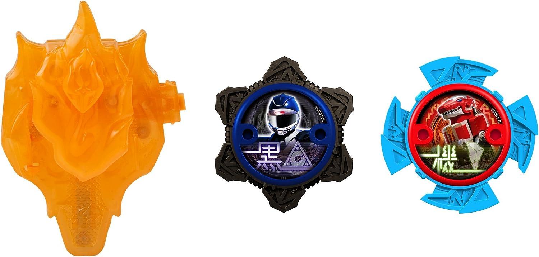 Power Rangers Super Steel Ninja Power Star Pack, White Ranger