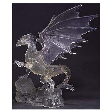 Dark Heaven Bones - Dragons & Dragonkin Plastic Kyphrixis (Clear)