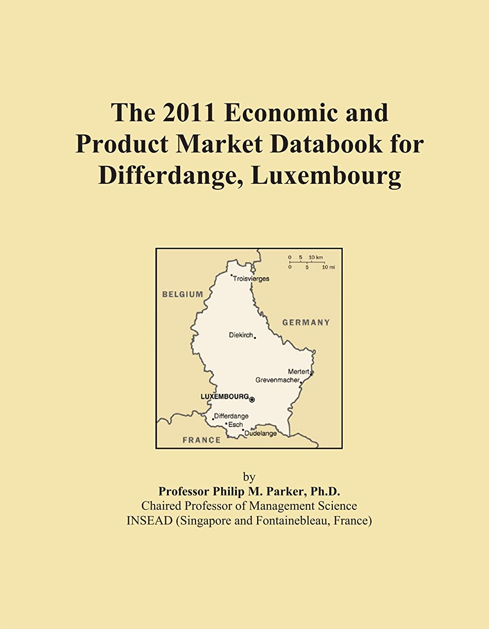 The 2011 Economic and Product Market Databook for Differdange, Luxembourg