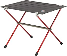Big Agnes Woodchuck & Soul Kitchen Tables - Ultralight, Hard-Top Tables for Camping and Backpacking, Woodchuck Table