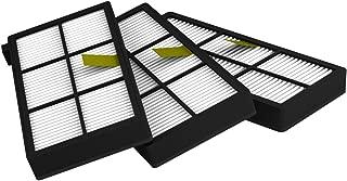 iRobot 4415864 HEPA Filters, Pack of 3
