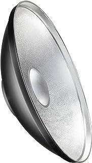 Walimex Pro Beauty Dish mit Universalanschluss (56 cm)