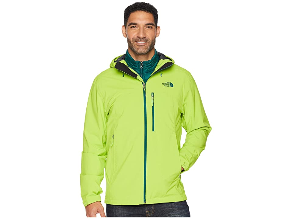 The North Face ThermoBall(r) Triclimate(r) Jacket (Lime Green/Lime Green) Men