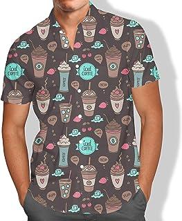 Camiseta Praia Coffe Eu Amo Café Sorvete Ice Cream Tumblr