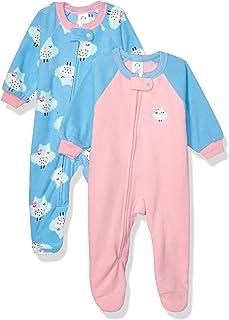 Baby Girls' 2-Pack Blanket Sleeper