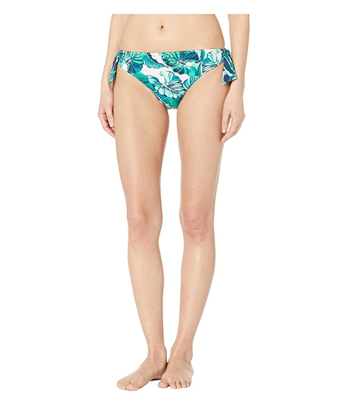 Tommy Bahama Breezy Palm Reversible Hipster (Mare Navy) Women