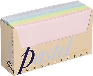 エトランジェディコスタリカ 封筒 パステル 洋形7号 6色 EN1-02