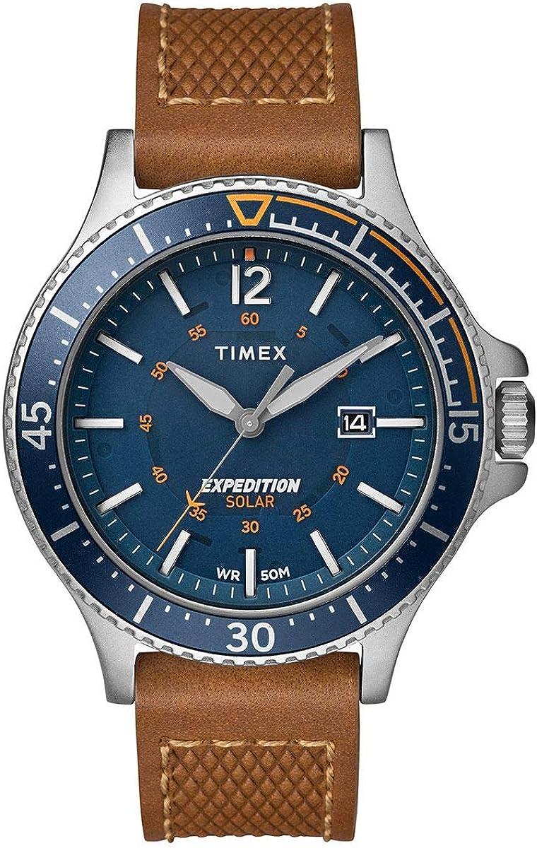 Timex Expedition Ranger Solar - Reloj para Hombre (43 mm)