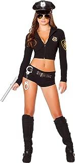 Roma Costume Women's 7 piece Officer Hottie