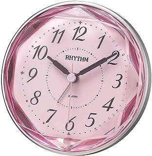 Rhythm 8RE655WR13 Super Silent Alarm Clock