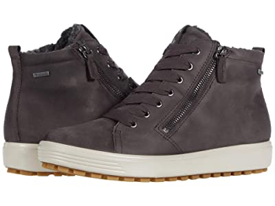 ECCO Soft 7 Tred GORE-TEX(r) High (Shale) Women
