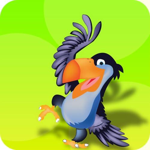Angry Toucan birds Epic Escape