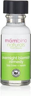 Mambino Organics Overnight Blemish Roll On Tea Tree + Neem 15 ml
