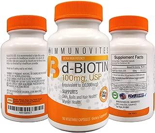 nature made high potency biotin