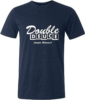 Adult Double Deuce Jasper Missouri Triblend T-Shirt