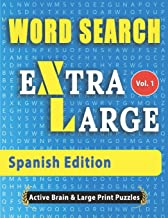 WORD SEARCH - Spanish Edition