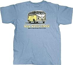 Old Guys Rule T-shirt Long Strange Trip It's Been