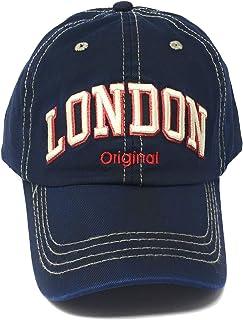 Gorra de béisbol Robin Ruth de algodón, color azul