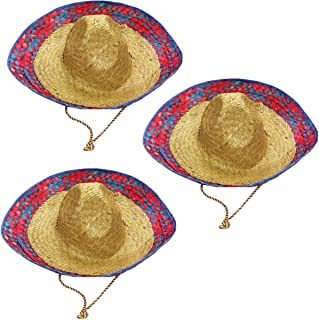 Sombrero Hats - Cinco De Mayo Hats - Mexican Hats - Sombrero Party Hats by Funny Party Hats