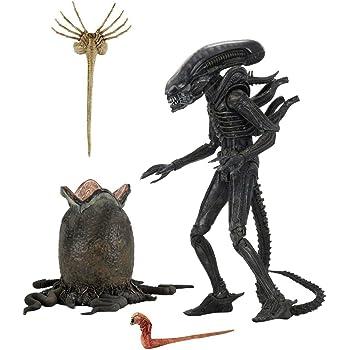 ネカ エイリアン 40th アニバーサリー ビッグチャップ 7インチ アルティメット アクションフィギュア / NECA 2020 Alien ULTIMATE BIG CHAP 映画 ゼノモーフ [並行輸入品]