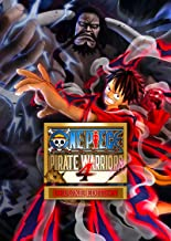 One Piece Pirate Warrior 4 Deluxe Edition - playstation 4