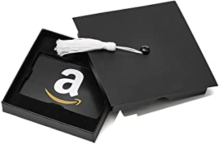 Amazon.com Gift Card in a Graduation Cap Box