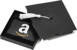 Amazon.com Gift Card in a Congratulations or Graduation Style Gift Box (Various Designs)