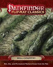 Pathfinder Flip-Mat Classics: Hill Country